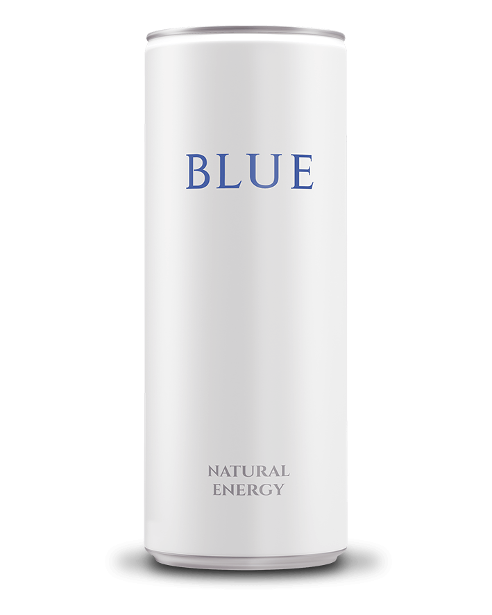 BLUE natural energy can