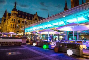 Experience PINK energy now at the LUMEN in Wiesbaden